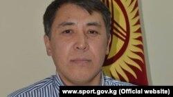 Олимпиадага даярдоо борборунун директору Үсөнкан Майназаров учурда ооруканада.