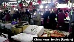 Pijaca u Wuhanu