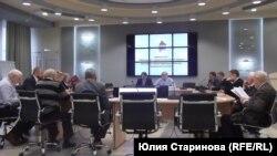 Круглый стол в Красноярском центре по атомной энергетике