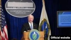 ساموئل بادمن وزیر انرژی آمریکا می گوید