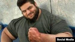 سجاد غریبی جوان تنومند ایرانی، از ورزشکاران پرطرفدار در شبکه اینستاگرام است.