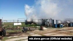 Працівники підприємства отримали ушкодження внаслідок вибуху