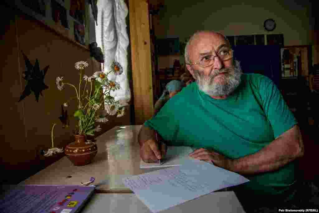 Aleksandr Kurdryavtsev writes for permission to home-school his daughter.