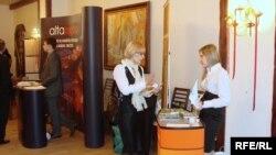 Під час першого Естонського економічного форуму в Івано-Франківську