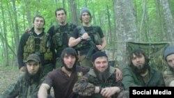 Кавказ амирилиги жангарилари