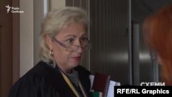 Олена Литвиненко у свою чергу заявила, що коментувати вона нічого не буде