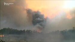 Portugal: Veliki šumski požar