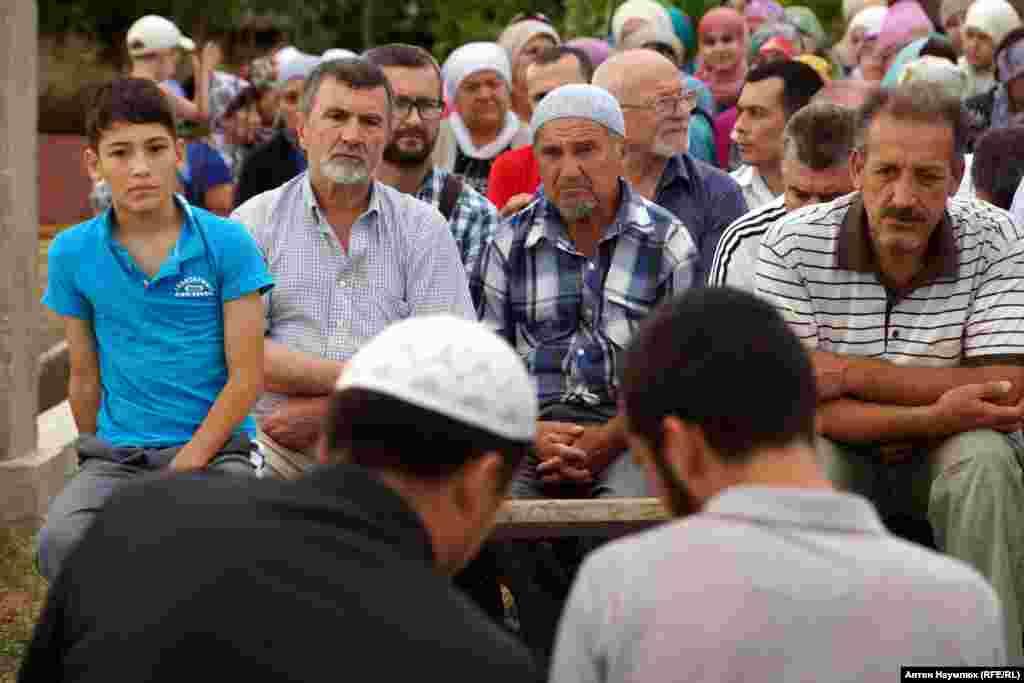 У Бахчисараї на такі моління збиралося до 150 осіб