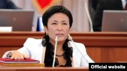 Камила Талиева Маданият министрлигине келгенге чейин вице-премьер-министрлик кызматты аркалаган.