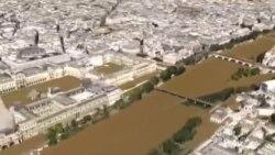 Parisi su basır