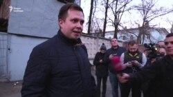 Оппозиционер Ляскин на свободе