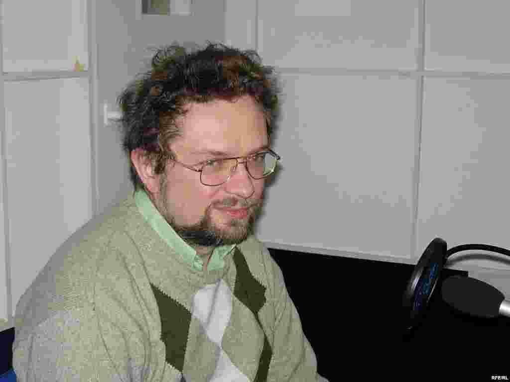 Андрей Сергеевич Десницкий, сотрудник Института переводов Библии