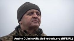 Начальник Генштабу наголосив, що українські військові готові «і мають чим зупиняти російські танки і літаки»