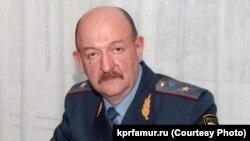 Несостоявшийся кандидат в губернаторы Юрий Фокин