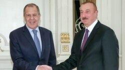 Ալիևն ընդունել է Լավրովին․ Բաքուն Մոսկվայից աջակցություն է ակնկալում