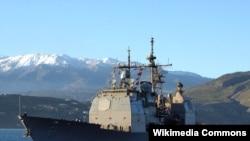 Американський крейсер «Монтерей»
