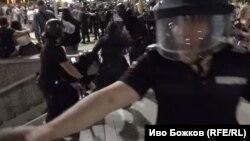 Случаите на полицейско насилие от 2020 г. доведоха до уволнението на главния секретар на МВР Ивайло Иванов