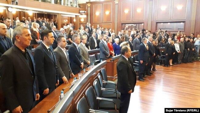 Parlamenti i Kosovës në seancë komemorative për vdekjen e Adem Demaçit
