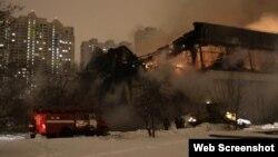 30-31 января сильный пожар в библиотеке ИНИОНа, одного из ведущих научных учреждений России в гуманитарной области, уничтожил примерно пятую часть библиотечного фонда