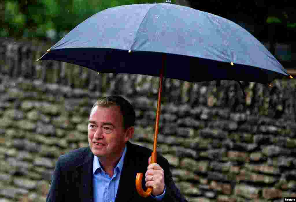 تیم فارون،رهبر حزب لیبرال دمکرات