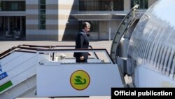 Ўзбекистон Президенти матбуот хизмати