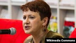 Оксана Забужко: музыка и политика