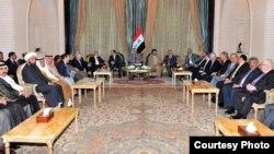 اجتماع للقادة السياسيين العراقيين