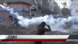 Kairo: Peti dan sukoba demonstranata i policije