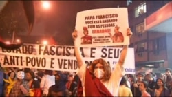 Бразилиядағы наразылық