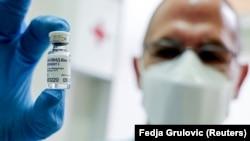 Jedna od tri vakcine koje je srbija nabavila je i ruski Sputnik V, Beograd, 6. januar 2021.