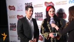 Дурахши ситораҳои тоҷик дар Big Apple Music Awards