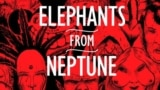 "Elephants from Neptune. Фрагмент конверта альбома группы ""Слоны с Нептуна"""