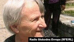 Елена Рикалеска, жителка на Крушево.