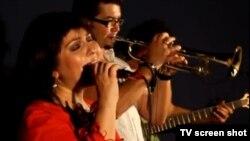 Geta Burlacu în concert