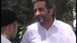 Ağzını tikərək etiraz edən sahibkar Prezident Administrasiyasına üz tutdu