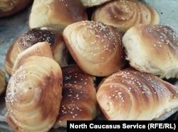 Хлеб, который печет Айза