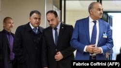 Delegacija ujedinjene sirijske opozicije u Ženevi