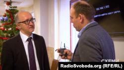 Голова Вищої кваліфікаційної комісії суддів України Сергій Козьяков
