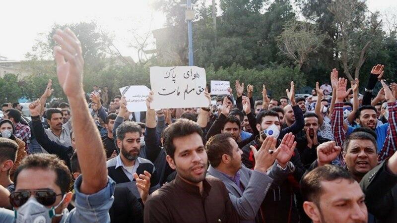 Президент Ірану Роугані відвідав місто Ахваз після протестів