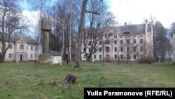 Поселок Низовье