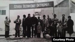 Солдон оңго карай: экинчи А.Туркадзе, төртүнчү А.Жусупбеков, бешинчи Сергей