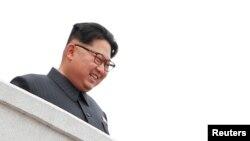 Vođa Sjeverne Koreje Kim Džong Un