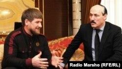 Кадыров Рамзан а, Абдулатипов Рамазан а, Соьлж-ГIалаб 13Заз2013