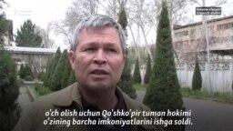 Журналист Давлат Назарни босиб ўлдирган ҳайдовчи устидан ҳукм ўқилди