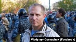 Володимир Гарначук, архівне фото