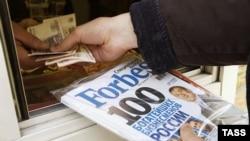 Forbes считает российских богачей уже не первый год.
