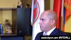 Председатель комиссии по внешним отношениям Национального собрания Армении Армен Ашотян (архив)