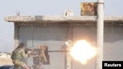 борби во Сирија