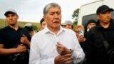 Gyrgyzystanyň ozalky prezidenti Almazbek Atambaýew
