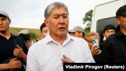 Алмазбек Атамбаев. 27 июня 2019 года.